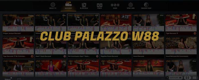 Club Palazzo W88