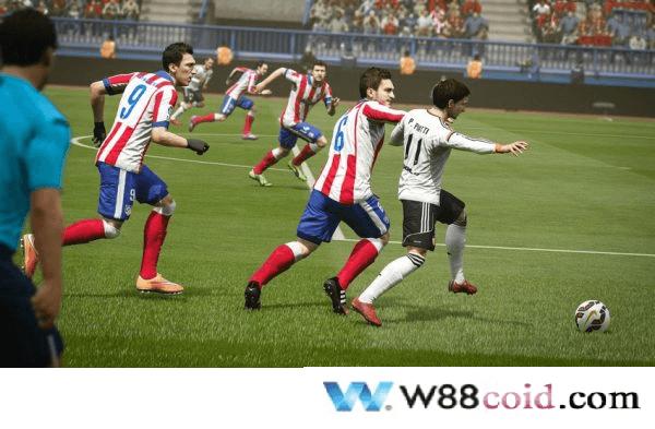 Cá cược bóng đá ảo trực tuyến trên W88