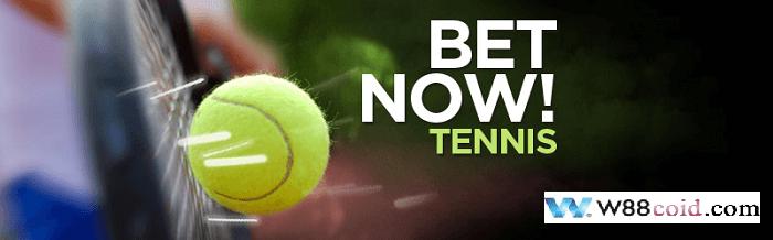 Kinh nghiệm chơi Tennis online tại W88
