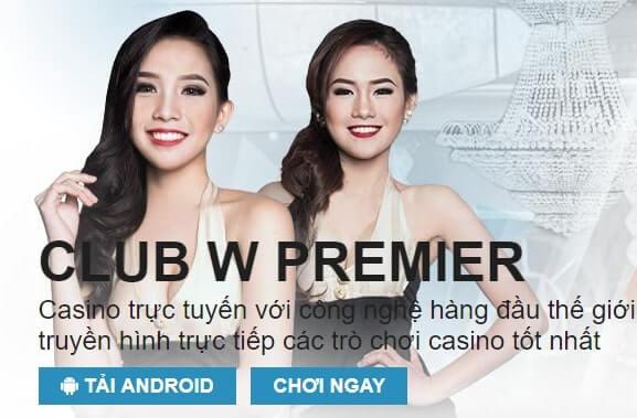 Club W88 Premier trực tuyến