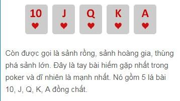 Thùng Phá Sảnh trong Poker W88