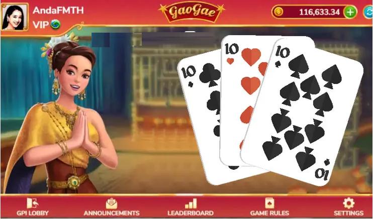 Cách chơi Gao Gae Online tại nhà cái w88
